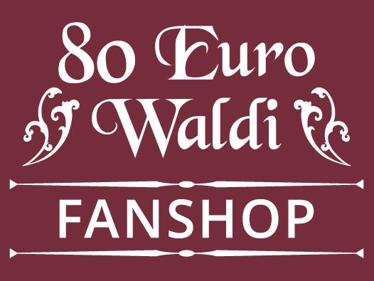 80 Euro Waldi Fanshop - Waldi´s Eifel Antik UG-Logo